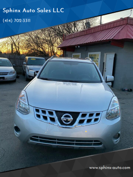 2012 Nissan Rogue SV w/SL Package for sale at Sphinx Auto Sales LLC in Milwaukee WI