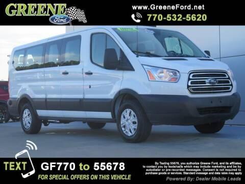 2019 Ford Transit Passenger for sale at NMI in Atlanta GA