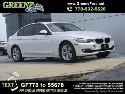 2014 BMW 3 Series for sale at NMI in Atlanta GA