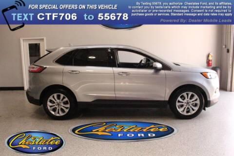 2020 Ford Edge for sale at NMI in Atlanta GA