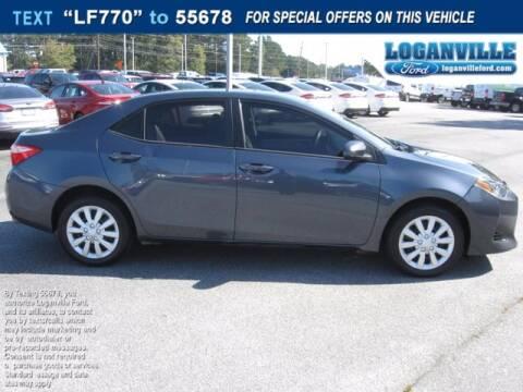 2018 Toyota Corolla for sale at NMI in Atlanta GA