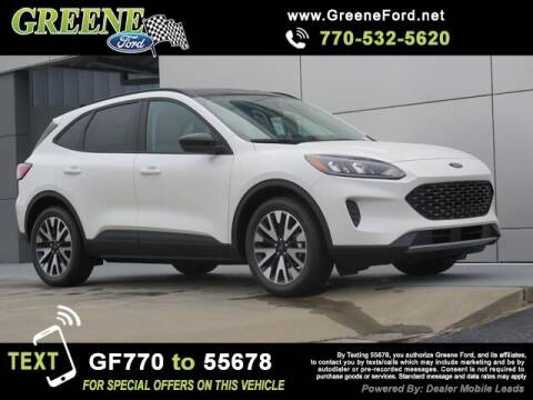 2020 Ford Escape Hybrid for sale at NMI in Atlanta GA