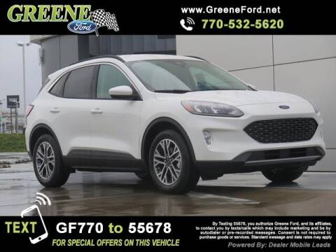 2020 Ford Escape for sale at NMI in Atlanta GA