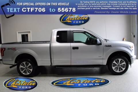2017 Ford F-150 for sale at NMI in Atlanta GA