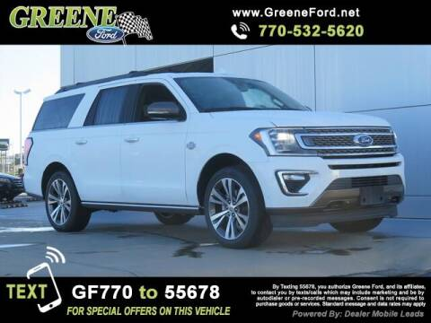 2020 Ford Expedition MAX for sale at NMI in Atlanta GA