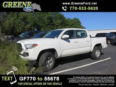 2018 Toyota Tacoma for sale at NMI in Atlanta GA
