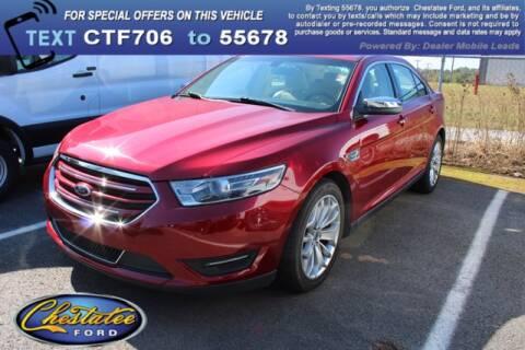 2016 Ford Taurus for sale at NMI in Atlanta GA