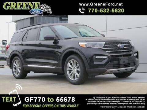 2020 Ford Explorer for sale at NMI in Atlanta GA