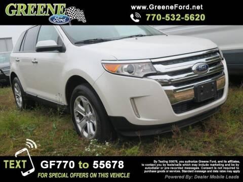 2011 Ford Edge for sale at NMI in Atlanta GA