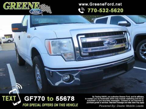 2014 Ford F-150 for sale at NMI in Atlanta GA