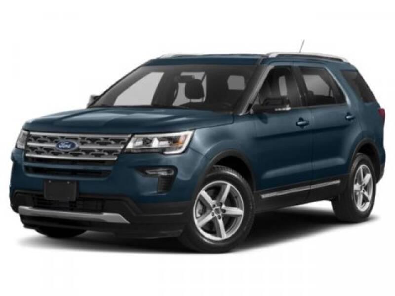 2018 Ford Explorer for sale at NMI in Atlanta GA