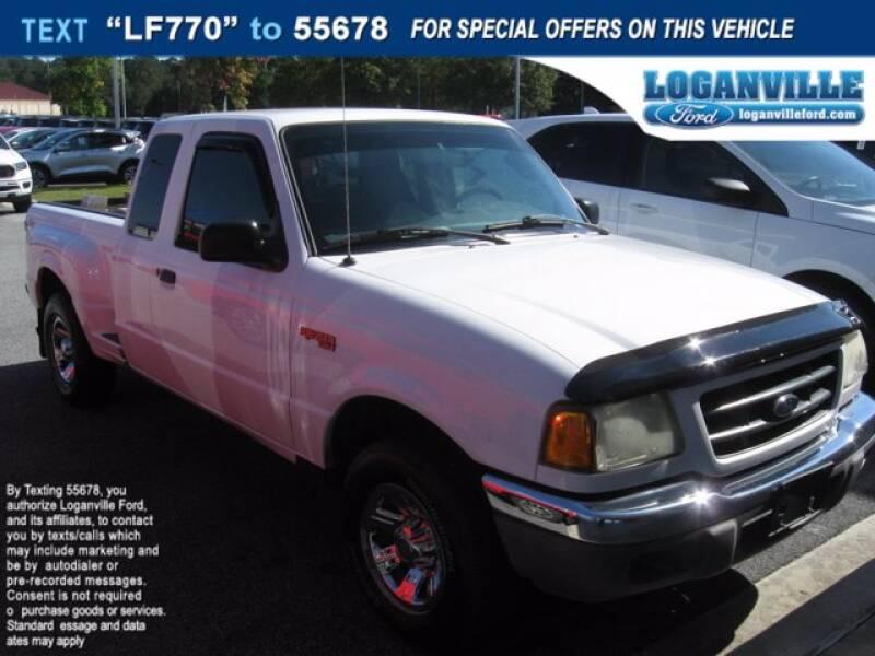 2003 Ford Ranger for sale at NMI in Atlanta GA