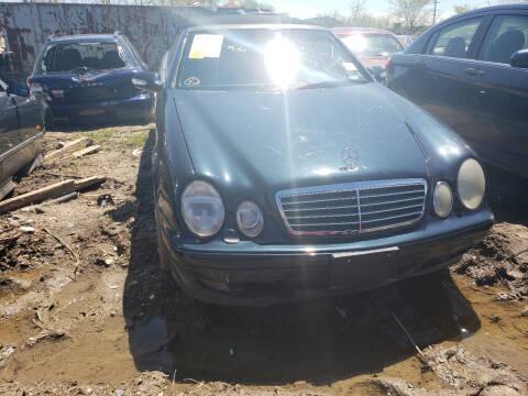 2002 Mercedes-Benz clk 320