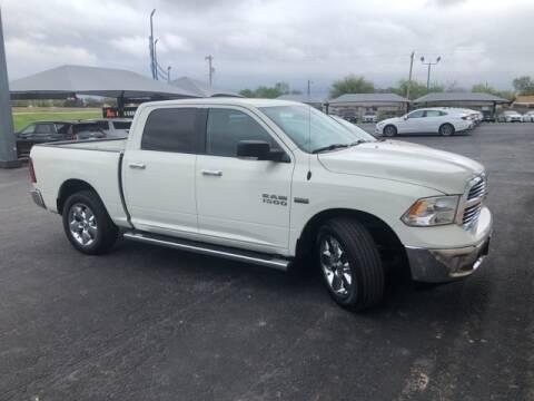 2016 RAM Ram Pickup 1500 Lone Star for sale at STAR DODGE in Abilene TX