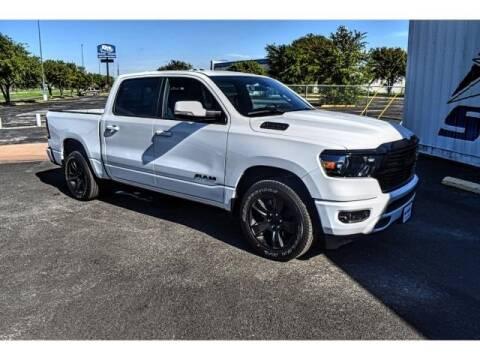 2020 RAM Ram Pickup 1500 Lone Star for sale at STAR DODGE in Abilene TX