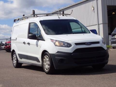 2017 Ford Transit Connect Cargo for sale at Szott Ford in Holly MI