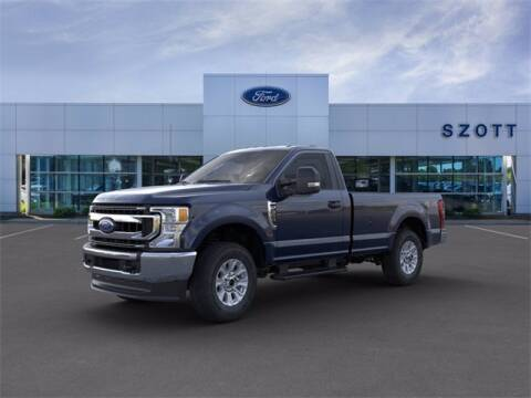 2020 Ford F-350 Super Duty for sale at Szott Ford in Holly MI
