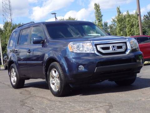 2010 Honda Pilot for sale at Szott Ford in Holly MI