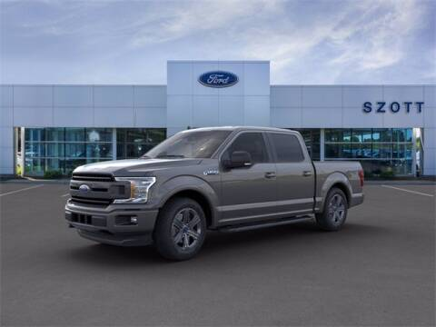 2020 Ford F-150 for sale at Szott Ford in Holly MI
