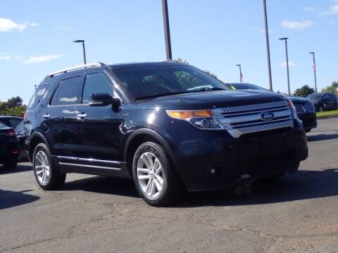 2014 Ford Explorer for sale at Szott Ford in Holly MI