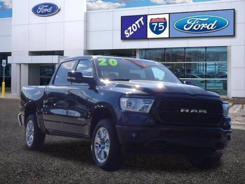 2020 RAM Ram Pickup 1500 for sale at Szott Ford in Holly MI