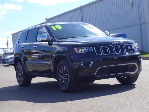 2019 Jeep Grand Cherokee for sale at Szott Ford in Holly MI