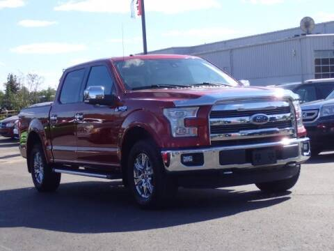 2016 Ford F-150 for sale at Szott Ford in Holly MI