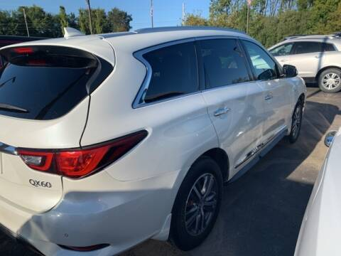2020 Infiniti QX60 for sale at Szott Ford in Holly MI