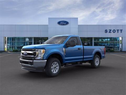 2020 Ford F-250 Super Duty for sale at Szott Ford in Holly MI