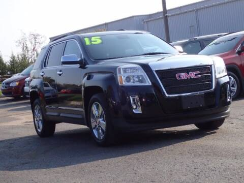 2015 GMC Terrain for sale at Szott Ford in Holly MI