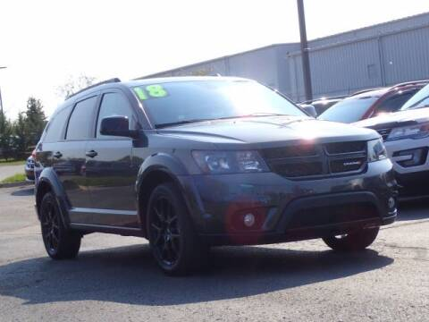 2018 Dodge Journey for sale at Szott Ford in Holly MI