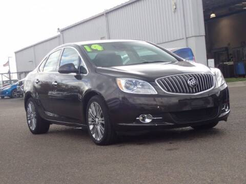 2014 Buick Verano for sale at Szott Ford in Holly MI