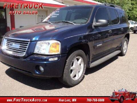 2003 GMC Envoy XL SLE for sale at Fire Truck Auto Sales in Ham Lake MN