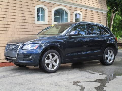 2011 Audi Q5 for sale at Car and Truck Exchange, Inc. in Rowley MA