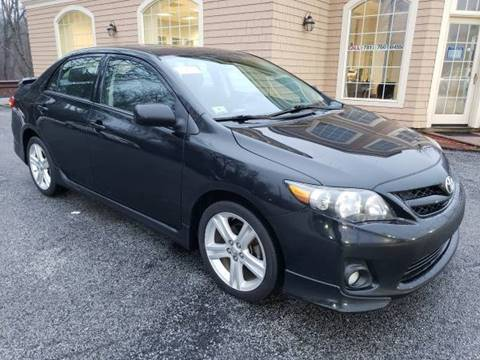 2013 Toyota Corolla for sale at Car and Truck Exchange, Inc. in Rowley MA