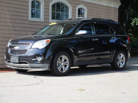 2013 Chevrolet Equinox for sale at Car and Truck Exchange, Inc. in Rowley MA