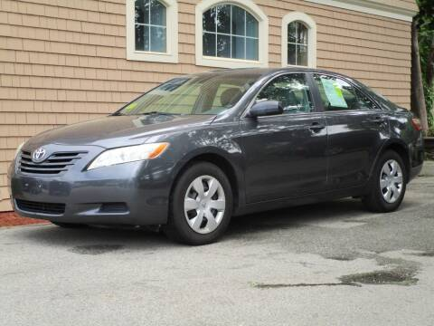 2008 Toyota Camry for sale at Car and Truck Exchange, Inc. in Rowley MA