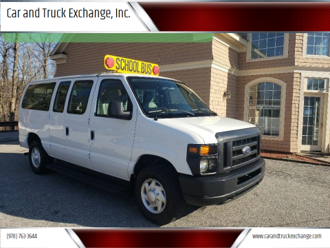 2014 Ford E-Series Cargo for sale at Car and Truck Exchange, Inc. in Rowley MA