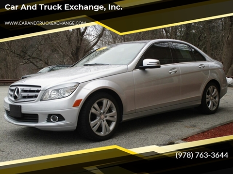 2011 Mercedes-Benz C-Class for sale at Car and Truck Exchange, Inc. in Rowley MA
