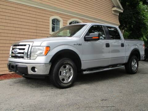 2012 Ford F-150 for sale at Car and Truck Exchange, Inc. in Rowley MA