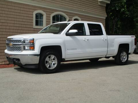 2015 Chevrolet Silverado 1500 for sale at Car and Truck Exchange, Inc. in Rowley MA
