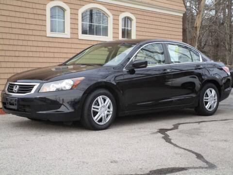2010 Honda Accord for sale at Car and Truck Exchange, Inc. in Rowley MA