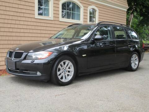 2008 BMW 3 Series for sale at Car and Truck Exchange, Inc. in Rowley MA