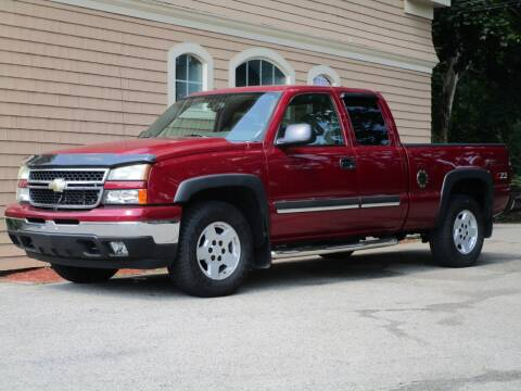 2007 Chevrolet Silverado 1500 Classic for sale at Car and Truck Exchange, Inc. in Rowley MA