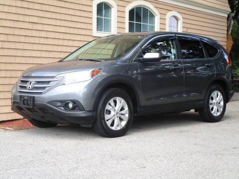 2013 Honda CR-V for sale at Car and Truck Exchange, Inc. in Rowley MA