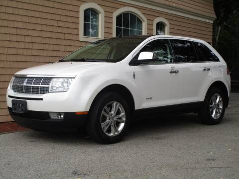 2010 Lincoln MKX for sale at Car and Truck Exchange, Inc. in Rowley MA