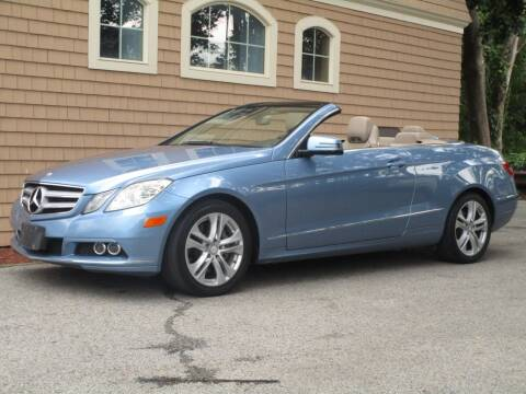 2011 Mercedes-Benz E-Class for sale at Car and Truck Exchange, Inc. in Rowley MA