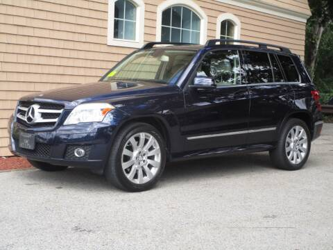 2011 Mercedes-Benz GLK for sale at Car and Truck Exchange, Inc. in Rowley MA