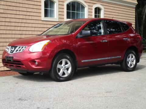 2012 Nissan Rogue for sale at Car and Truck Exchange, Inc. in Rowley MA