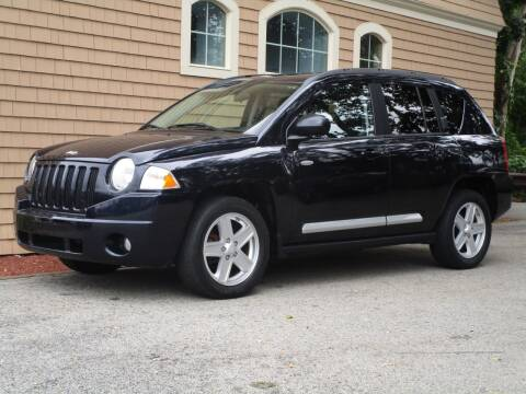2010 Jeep Compass for sale at Car and Truck Exchange, Inc. in Rowley MA